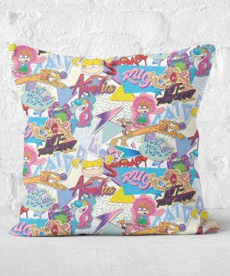 Coussin Nickelodeon Cartoon Cushion - 60x60cm - Soft Touch chez Casa Décoration
