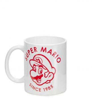 Tasse Nintendo Super Mario - Blanc chez Casa Décoration