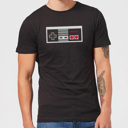 T-Shirt Homme NES Controller Chest - Nintendo - Noir - XS chez Casa Décoration