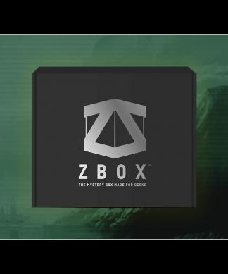 Zelda Mystery Box chez Casa Décoration