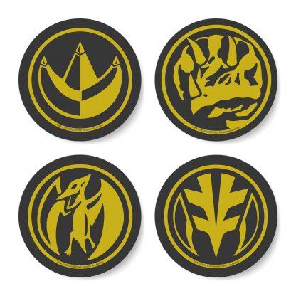 Dessous de verres Power Rangers Dino Coin chez Casa Décoration