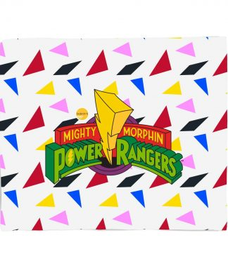 Plaid Power Rangers - M chez Casa Décoration