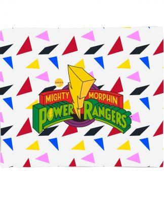 Power Rangers Bed Throw chez Casa Décoration