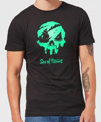 Sea Of Thieves 2nd Anniversary Logo Men's T-Shirt - Black - XS - Noir chez Casa Décoration