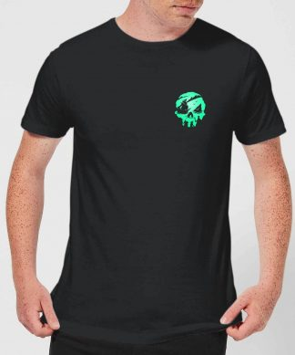 Sea Of Thieves 2nd Anniversary Pocket Men's T-Shirt - Black - XS chez Casa Décoration