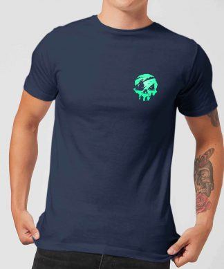 Sea Of Thieves 2nd Anniversary Pocket Men's T-Shirt - Navy - XS - Navy chez Casa Décoration