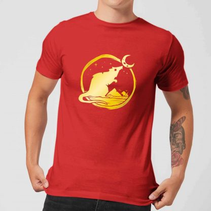 Sea of Thieves Year of the Rat T-Shirt - Red - XS chez Casa Décoration