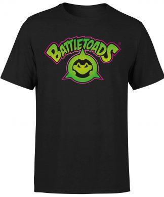 Battle Toads Insignia T-Shirt - Black - XS chez Casa Décoration