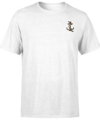 Sea of Thieves Old Meg's Rum T-Shirt - White - XS chez Casa Décoration