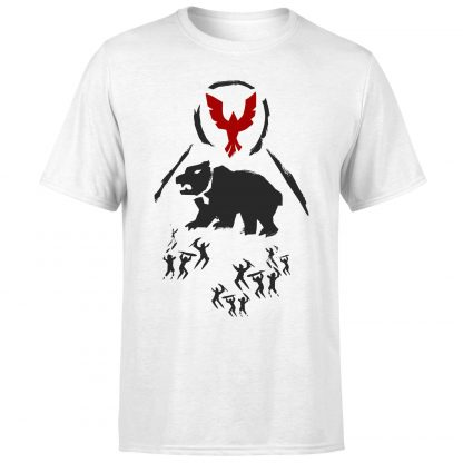 Sea of Thieves Bear T-Shirt - White - XS chez Casa Décoration