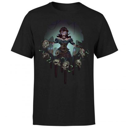 Sea of Thieves Order of Souls T-Shirt - Black - XS chez Casa Décoration