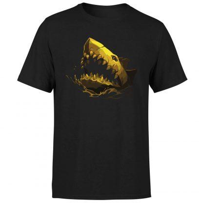 Sea of Thieves Gilded Megalodon T-Shirt - Black - XS chez Casa Décoration