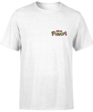 Viva Pinata Embroidered T-Shirt - White - XS - Blanc chez Casa Décoration