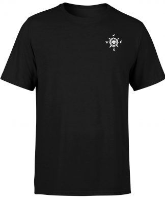 Sea of Thieves Reapers Mark Compass T-Shirt - Black - XS chez Casa Décoration
