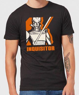 T-Shirt Homme Inquisitor Star Wars Rebels - Noir - XS - Noir chez Casa Décoration