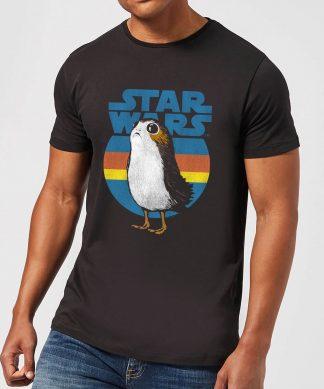 T-Shirt Homme Porg Star Wars - Noir - XS - Noir chez Casa Décoration
