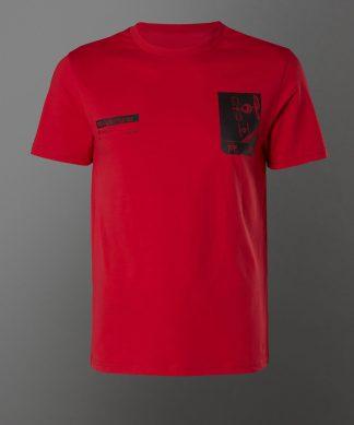T-shirt Star Wars Tie Fighter - Rouge - Unisexe - XS - Rouge chez Casa Décoration