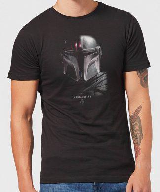 The Mandalorian Poster Men's T-Shirt - Black - XS chez Casa Décoration