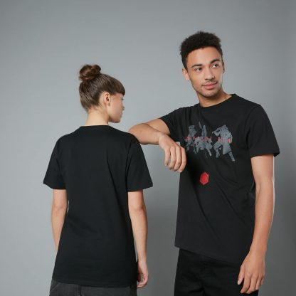 The Rise of Skywalker -T-shirt Knights Of Ren - Noir - Homme - Unisexe - XS - Noir chez Casa Décoration