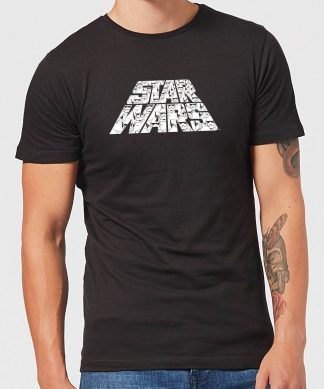 Star Wars: The Rise Of Skywalker IW Trooper Filled Logo Men's T-Shirt - Black - XS chez Casa Décoration