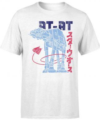 T-Shirt Star Wars Kana AT-AT - Homme - Blanc - XS - Blanc chez Casa Décoration
