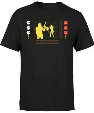 T-Shirt Star Wars Stormtrooper Targeting Computer - Homme - Noir - XS - Noir chez Casa Décoration