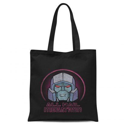 Transformers All Hail Megatron Tote Bag - Black chez Casa Décoration