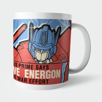 Transformers Conserve Energon Mug Mug chez Casa Décoration