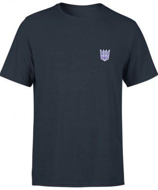 T-shirtTransformers Decepticons - Bleu Marine - Unisexe - XS chez Casa Décoration