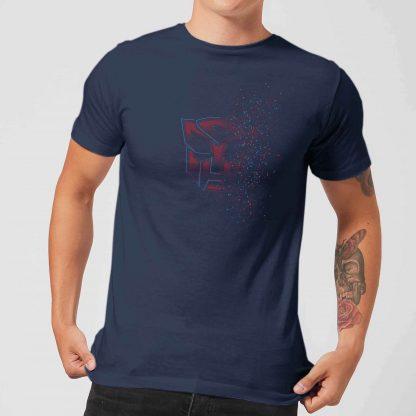 Transformers Autobot Fade Men's T-Shirt - Navy - XS chez Casa Décoration