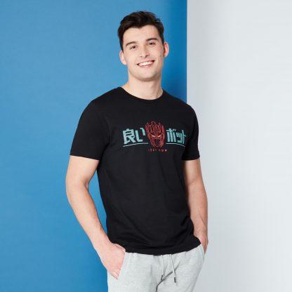 Transformers Good Bot T-Shirt - Noir - XS - Noir chez Casa Décoration