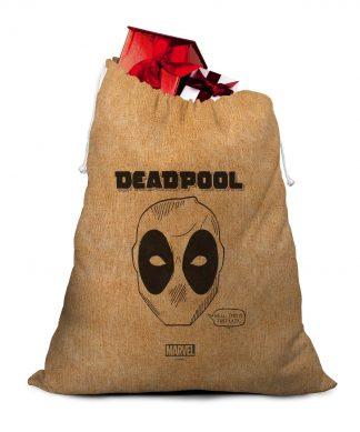 Deadpool Lazy Christmas Santa Sack chez Casa Décoration