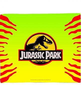 Jurassic Park Gradient Fleece Blanket - S chez Casa Décoration