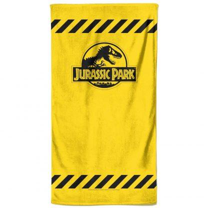 Jurassic Park Tape Beach Towel chez Casa Décoration
