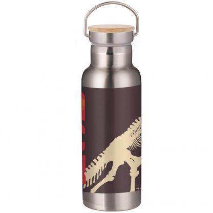 Jurassic Park Skeleton Portable Insulated Water Bottle - Steel chez Casa Décoration