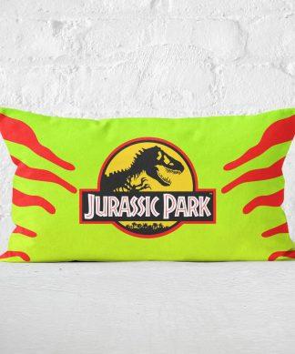 Jurassic Park Gradient Rectangular Cushion - 30x50cm - Soft Touch chez Casa Décoration