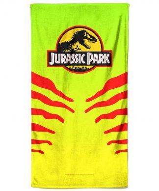 Jurassic Park Gradient Beach Towel chez Casa Décoration
