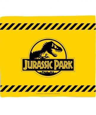 Jurassic Park Tape Bed Throw chez Casa Décoration