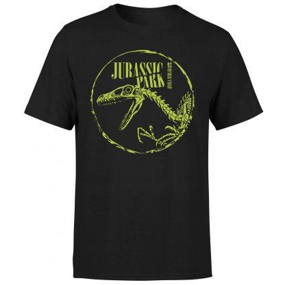 T-shirt Jurassic Park Skell - Noir - Unisexe - XS chez Casa Décoration