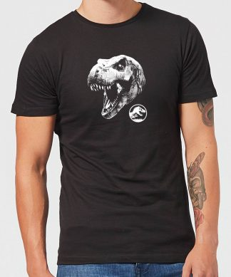 Jurassic Park T Rex Men's T-Shirt - Black - XS - Noir chez Casa Décoration