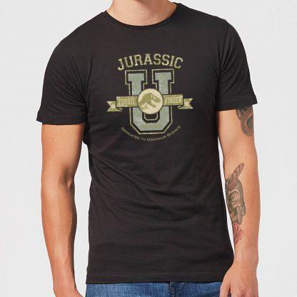 Jurassic Park Fossil Finder Men's T-Shirt - Black - XS - Noir chez Casa Décoration