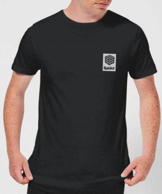 Rubik's Rubiks Box Pocket Men's T-Shirt - Black - XS - Noir chez Casa Décoration