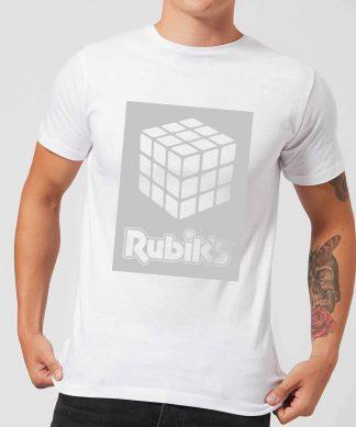 Rubik's Core Box Men's T-Shirt - White - XS - Blanc chez Casa Décoration