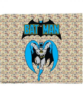Batman Bed Throw chez Casa Décoration