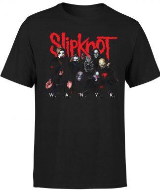 Slipknot We Are Not Your Kind Photo T-Shirt - Black - XS - Noir chez Casa Décoration