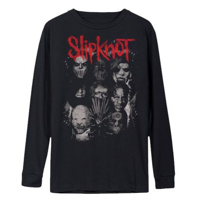 Slipknot We Are Not Your Kind Long Sleeve T-Shirt - Black - XS - Noir chez Casa Décoration