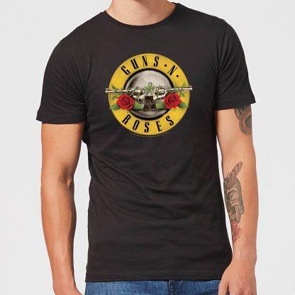 Guns N Roses Bullet Men's T-Shirt - Black - XS chez Casa Décoration