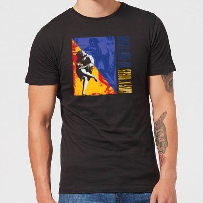Guns N Roses Use Your Illusion Men's T-Shirt - Black - XS chez Casa Décoration