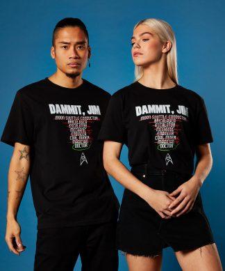 Star Trek - T-shirt Dammit