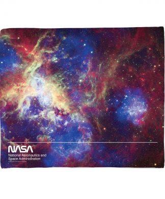 NASA Nebula Bed Throw chez Casa Décoration